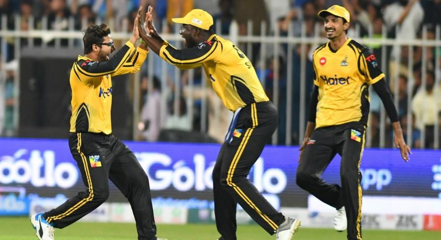 Peshawar Zalmi set unique PSL record