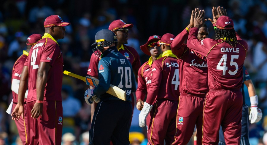 Cottrell, Hetmyer lead West Indies to victory