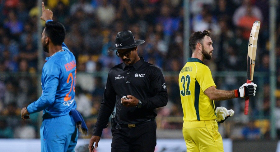 Maxwell ton fires Australia to T20 series sweep