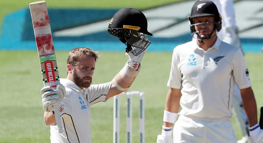 Williamson at the double in record 715-6 for New Zealand