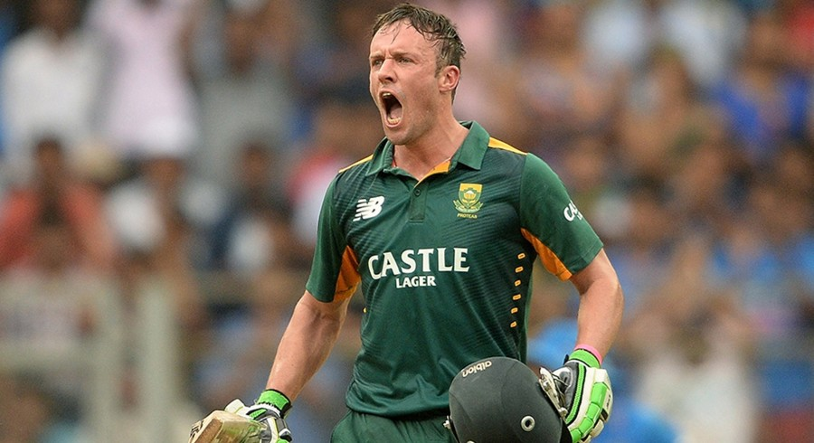 PSL4: Injury prevents AB de Villiers from visiting Pakistan