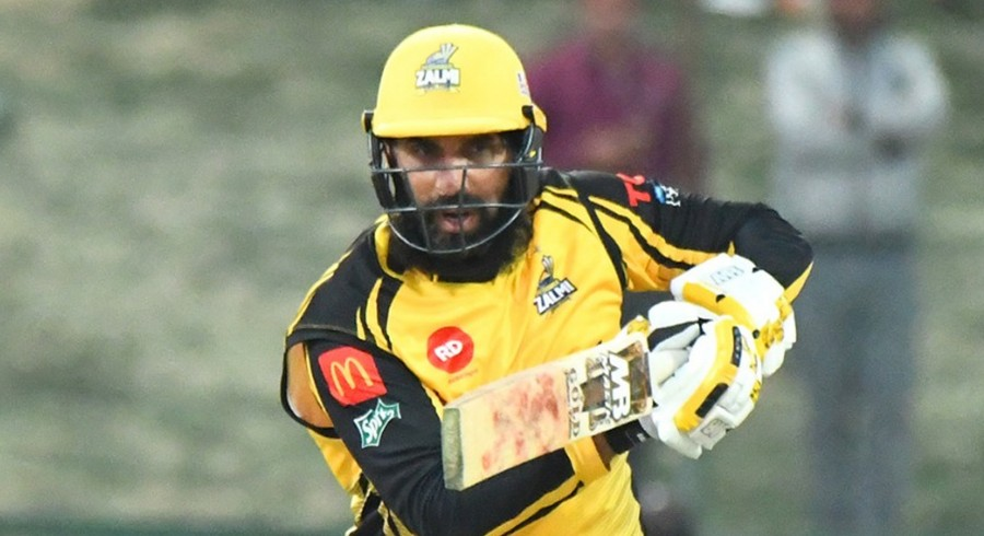 Misbah gives T20 lesson to HBL PSL youngsters