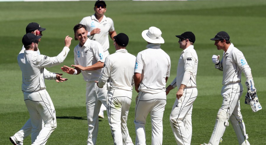 Ruthless New Zealand look to win Test 'whatever way possible'