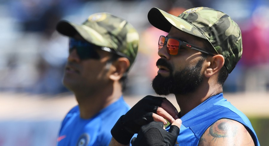India team honours Pulwama Attack victims by wearing special caps