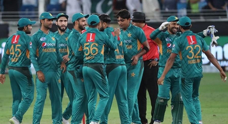 Pakistan stay atop T20I rankings