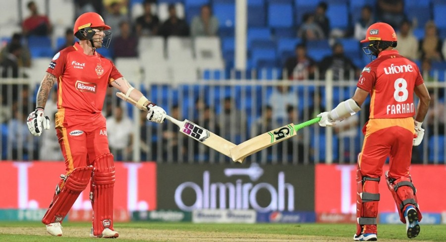 Islamabad United knock Karachi Kings out of PSL4
