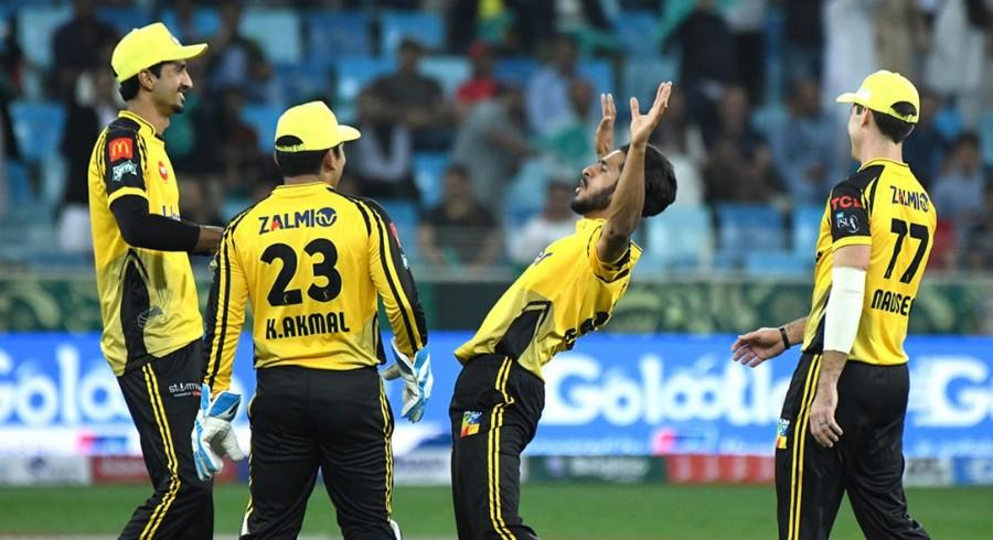 اسلام آباد کو شکست دے کر پشاور کی ٹیم فائنل میں پہنچ گئی