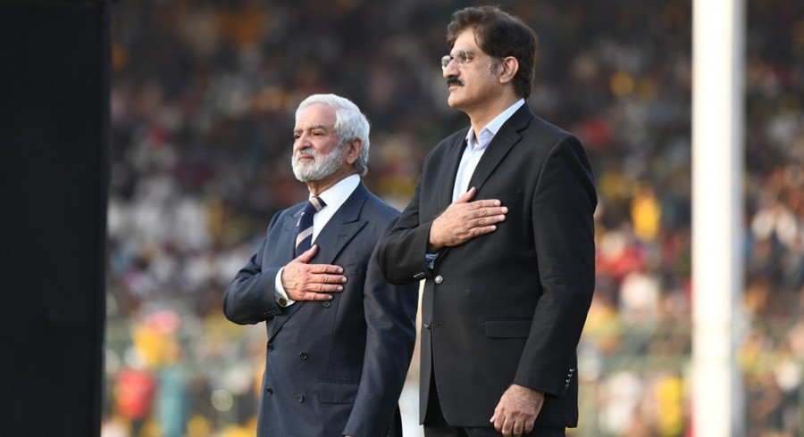 Glittering closing ceremony marks end of HBL PSL4