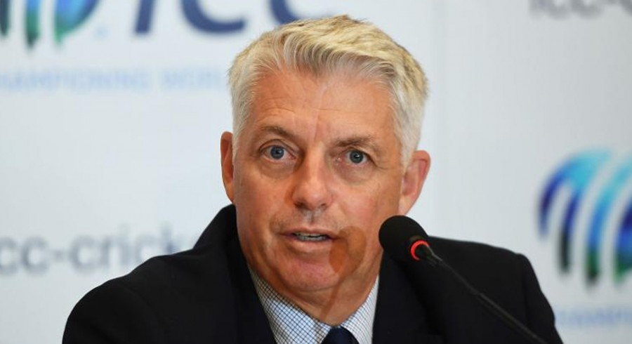International teams will be touring Pakistan soon: ICC Chief