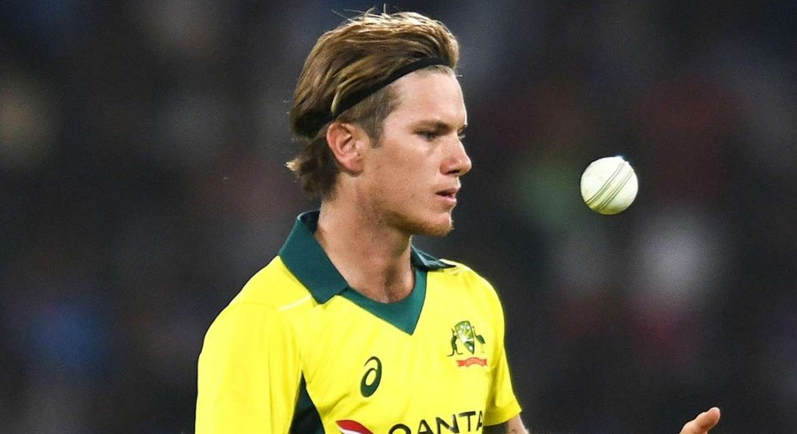 Australia's Zampa still not counting on World Cup spot