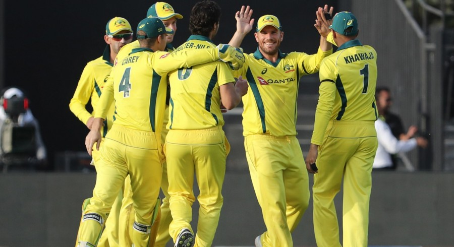 Dominant batting display seals victory for Australia in first ODI