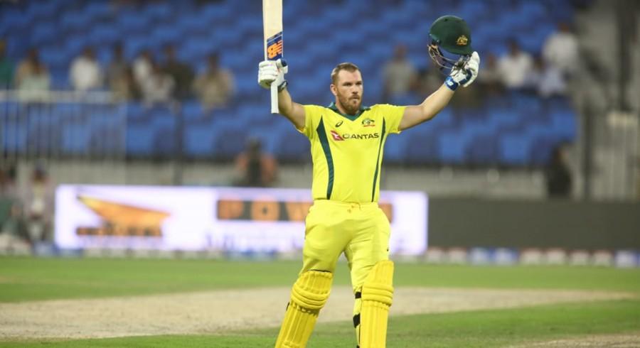 Finch unbeaten century powers Australia to 2-0 lead over Pakistan