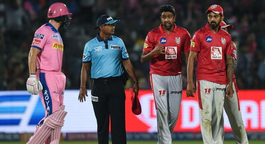 Ashwin defends his decision to 'mankad' Jos Buttler