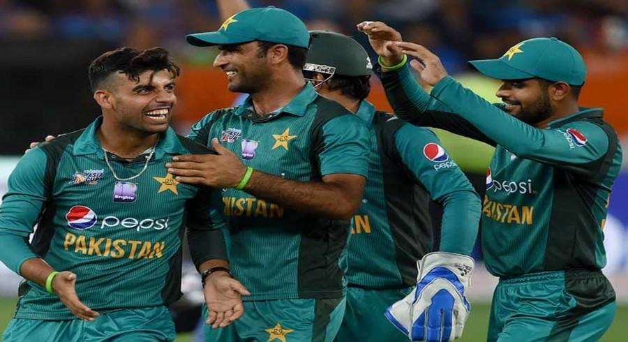 Pakistan maintain iron grip on top in ICC T20I ranking