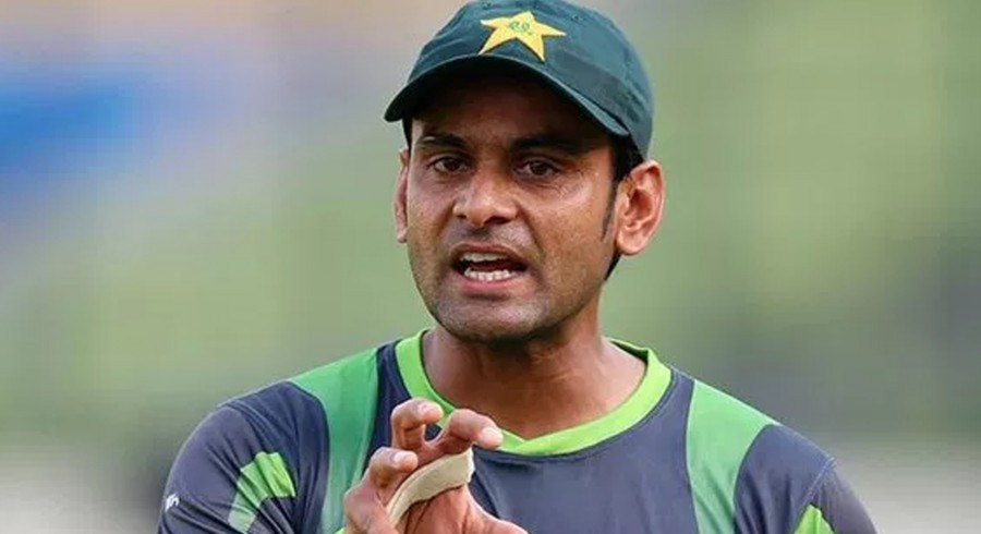 Injury casts shadow over Hafeez's inclusion in World Cup squad