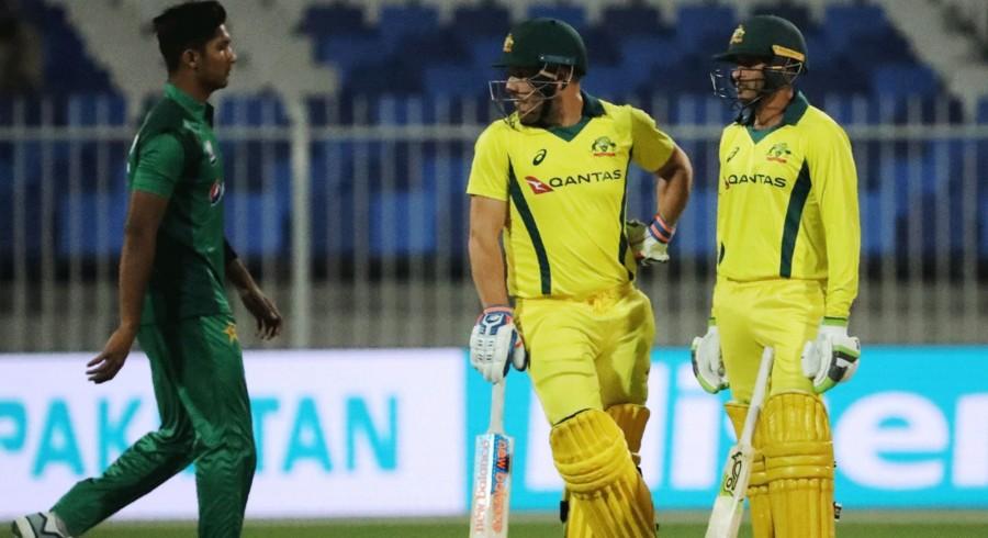آسٹریلیا نے ون ڈے سیریز میں پاکستان کو وائٹ واش کردیا