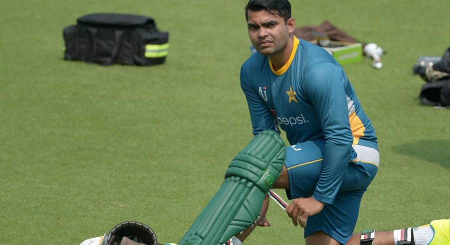 Umar Akmal fined for late night-out
