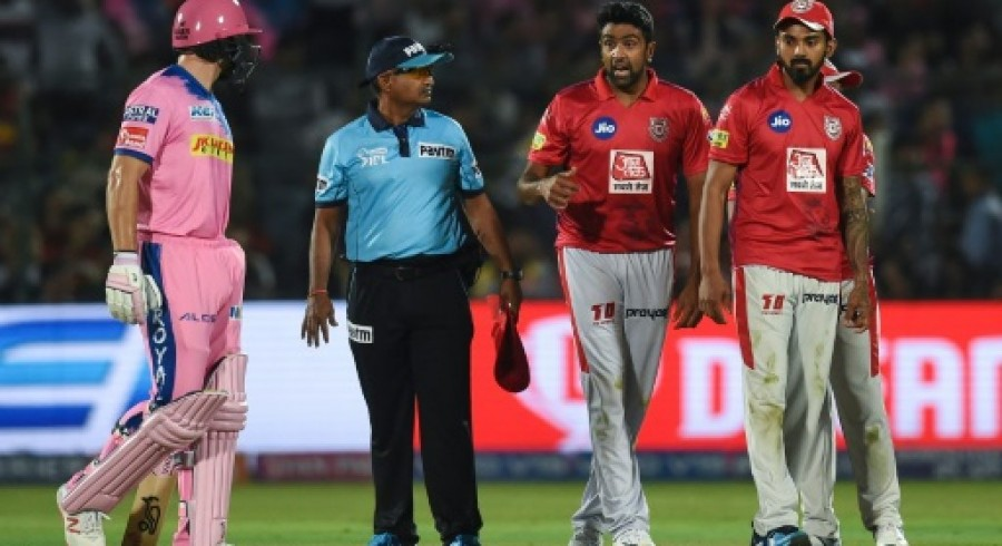 Buttler ends 'Mankad' row with Ashwin