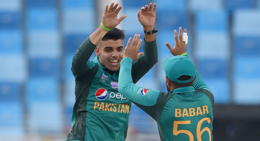 Virus rules Shadab Khan out of England tour