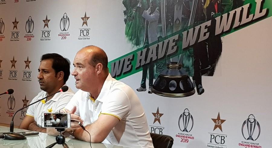 Sarfaraz, Arthur 'confident' ahead of 2019 World Cup
