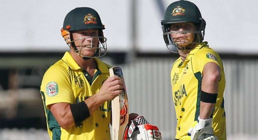 Smith, Warner back in Australia colours for New Zealand warm-up