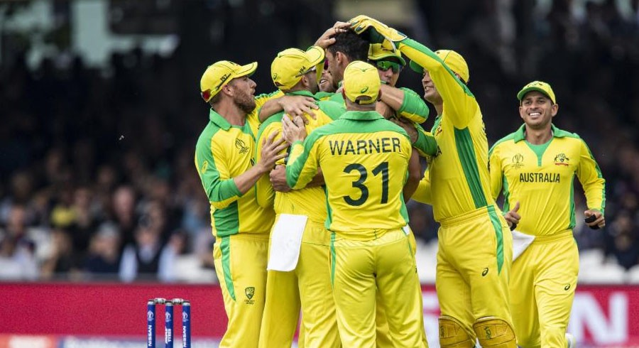 Finch, pacers star in Australia's emphatic win over England