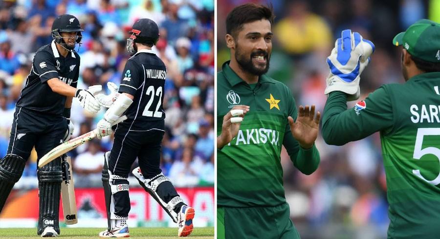 Unbeaten Kiwis take on unpredictable Pakistan