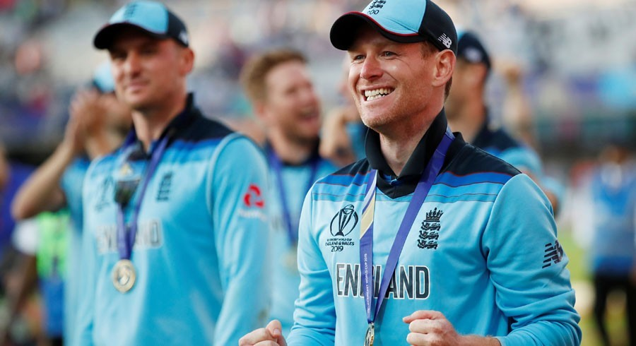 Morgan undecided on future after England World Cup win