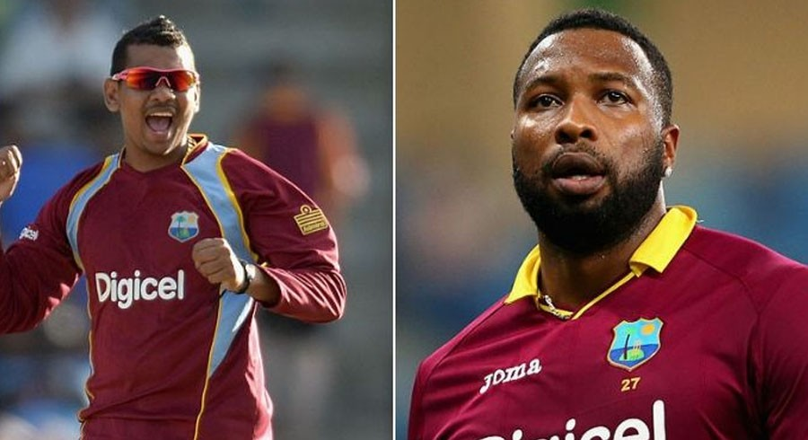 Narine, Pollard return for first two India T20Is