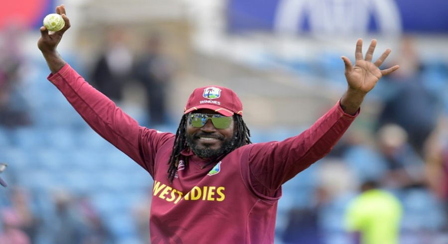 Gayle included in West Indies ODI squad for India series