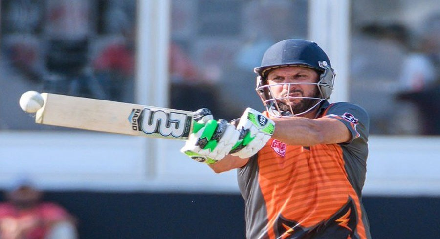 Watch: Afridi rolls back the years with blistering knock in Global T20 Canada