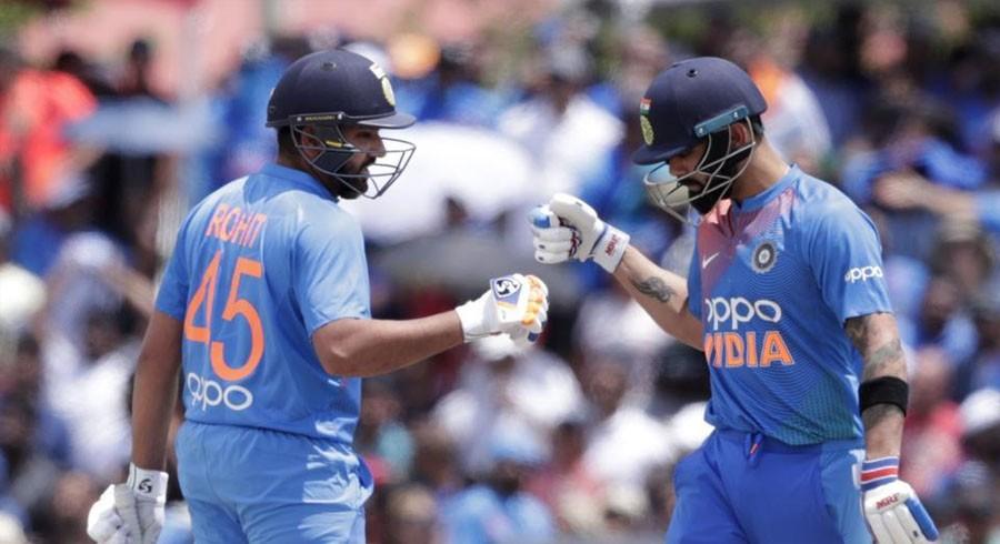 Sharma stars as India beat Windies to take T20I series