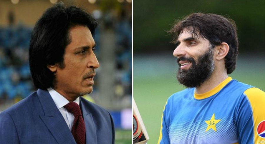 Raja against Misbah's appointment as head coach