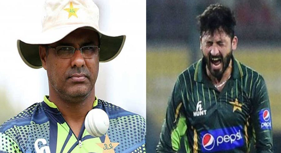 Waqar 'failed' to inspire some players: Junaid