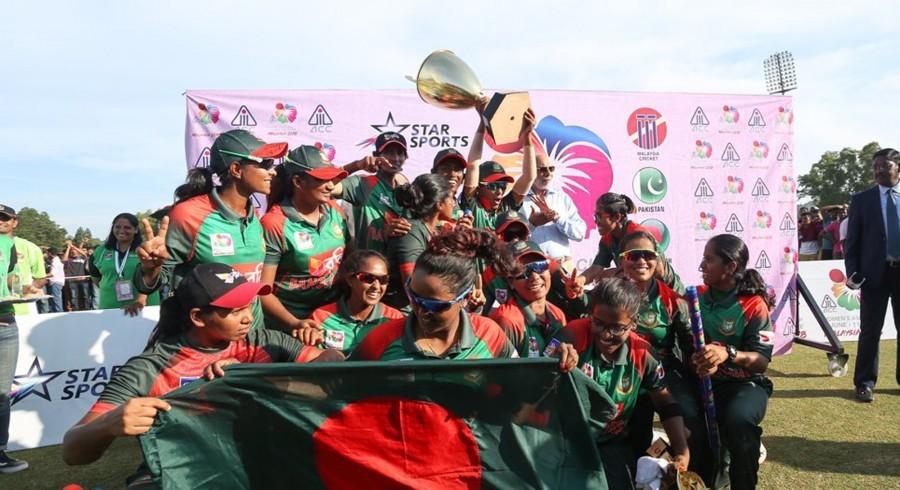 Bangladesh women's team to tour Pakistan