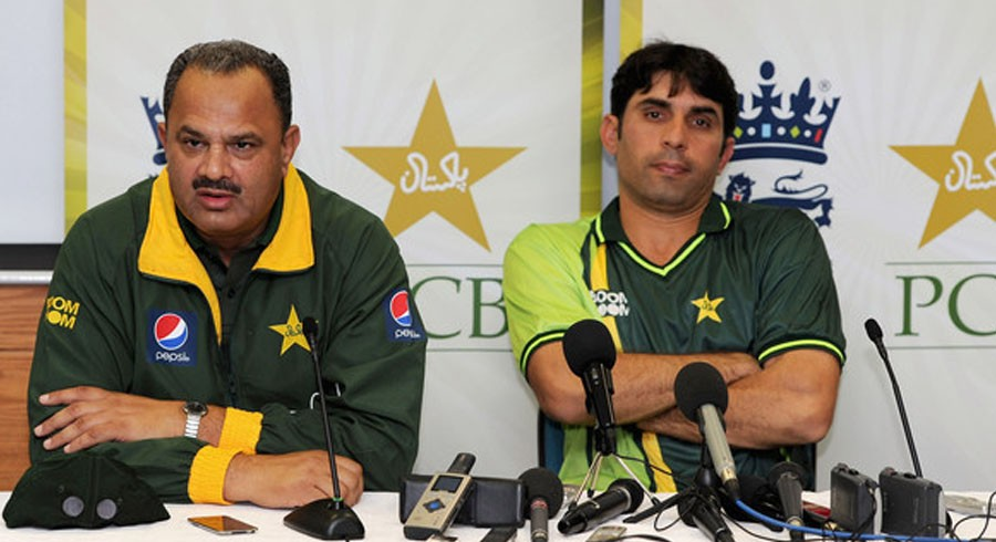 PCB finalise candidates for team management