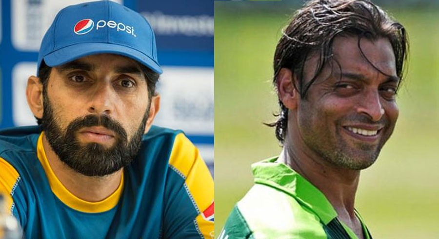 Shoaib Akhtar takes a dig at Misbah-ul-Haq's appointment