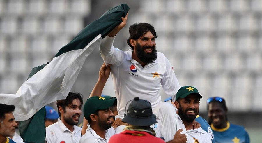 Pakistan cricketers eager to work alongside Misbah