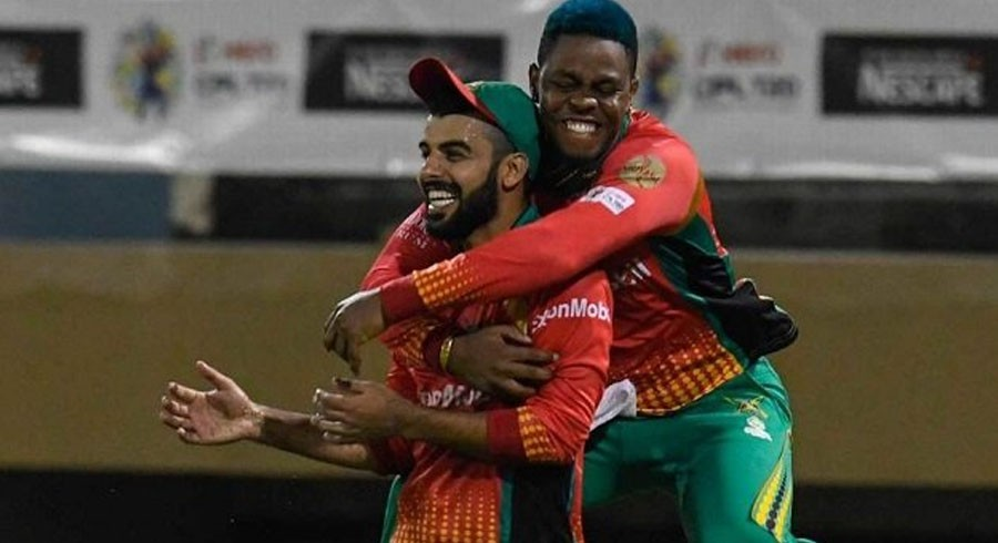 WATCH: Shadab stars with all-round display in CPL