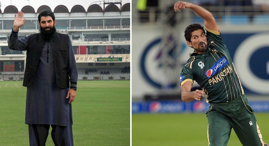 Misbah had 'one big advantage' over other head coach candidates: Tanvir