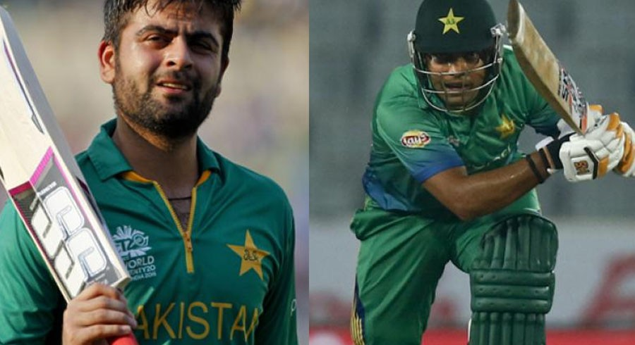 Akmal, Shehzad named among probables for Sri Lanka series
