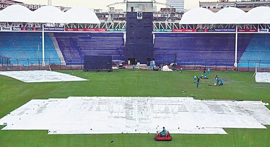 First ODI between Pakistan and Sri Lanka abandoned due to rain