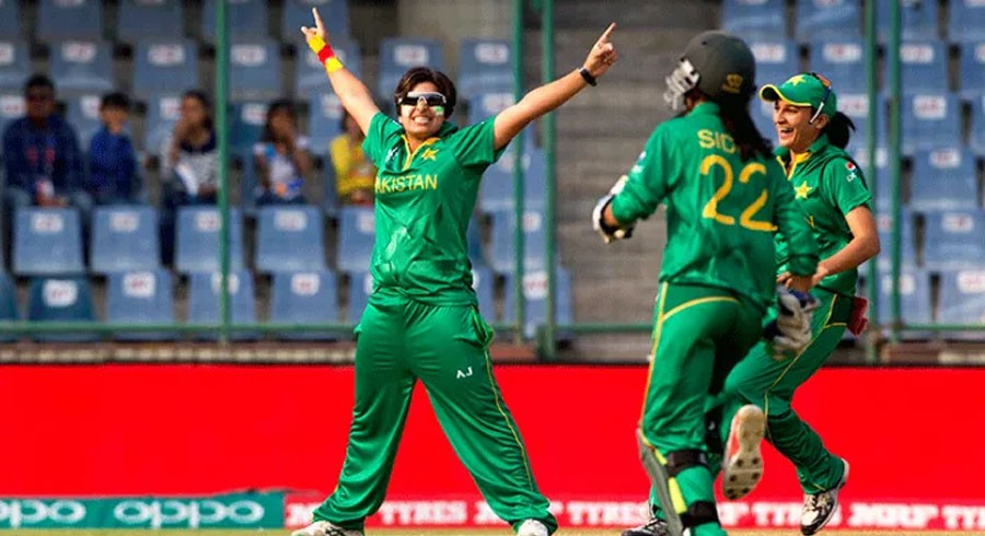 In a historic first, Nida Dar joins WBBL