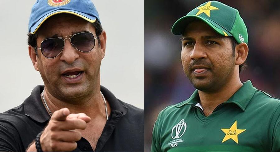 Akram weighs in on Sarfaraz's 'ideal' batting position