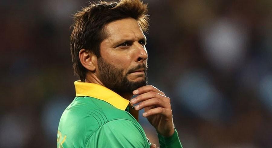 England cricketer mocks Shahid Afridi