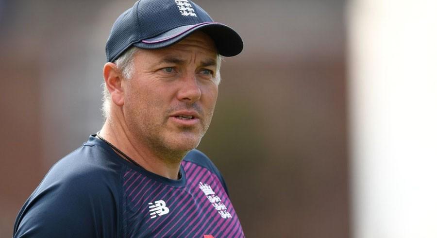 Chris Silverwood named England's new head coach
