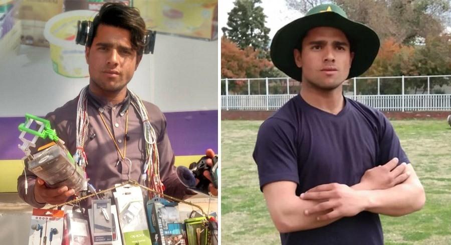 Masih Ullah: A future cricket star in the making