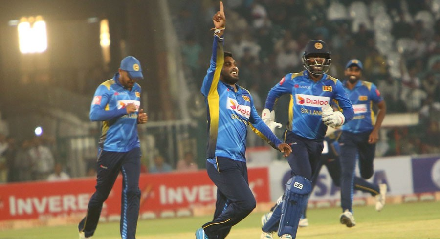 Clinical Sri Lanka overpower Pakistan to clinch T20I series