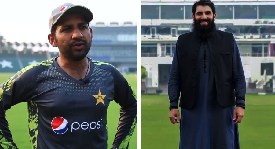 Misbah opens up on Sarfaraz's removal from captaincy
