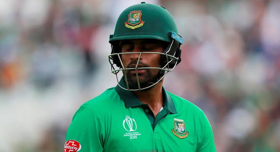 Bangladesh opener Iqbal pulls out of India tour